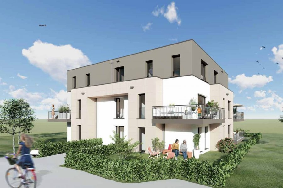 apartment block for buy 0 bedroom 124.74 to 202.21 m² strassen photo 1