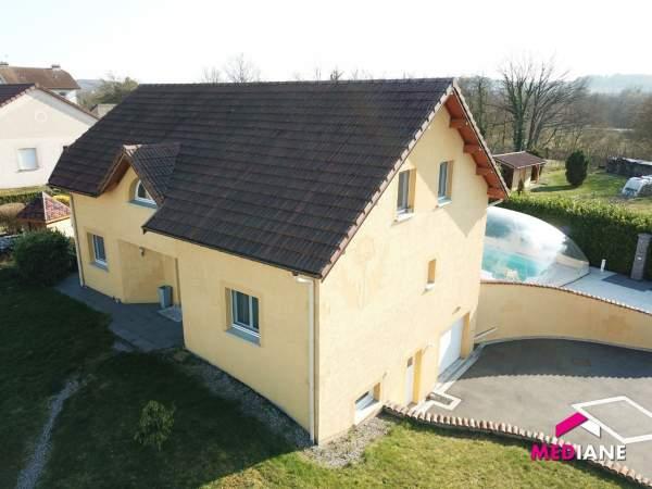 acheter maison 8 pièces 210 m² charmes photo 3
