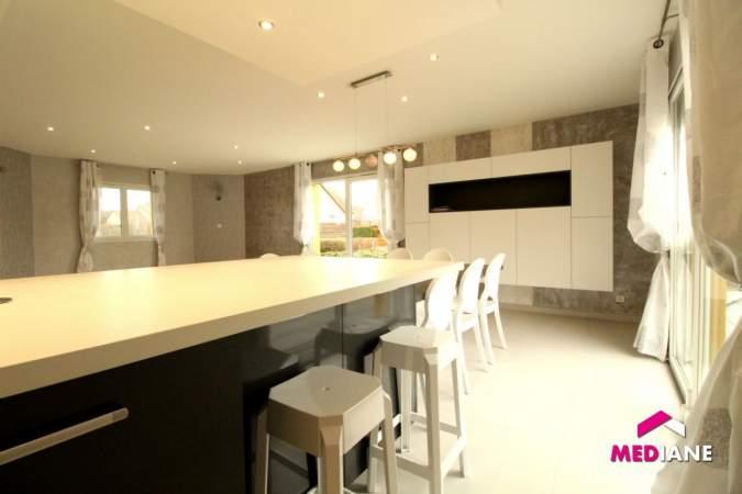 acheter maison 8 pièces 210 m² charmes photo 4