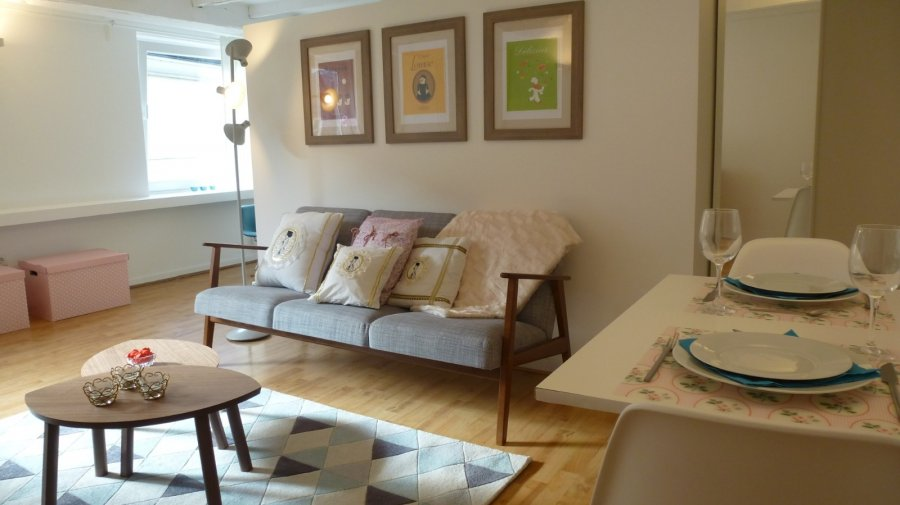 acheter appartement 1 chambre 35.33 m² luxembourg photo 1