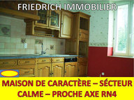 Maison à vendre F6 à Pagny-sur-Meuse - Réf. 4837625