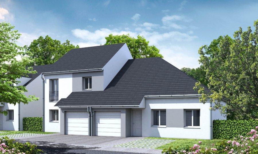 haus kaufen 3 zimmer 66.06 m² courcelles-sur-nied foto 5