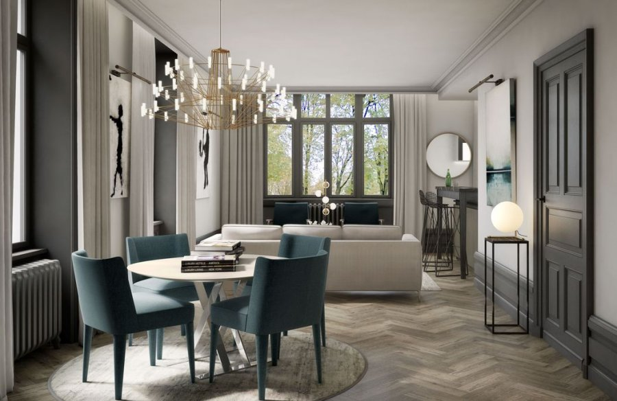 acheter appartement 2 chambres 79.1 m² luxembourg photo 2