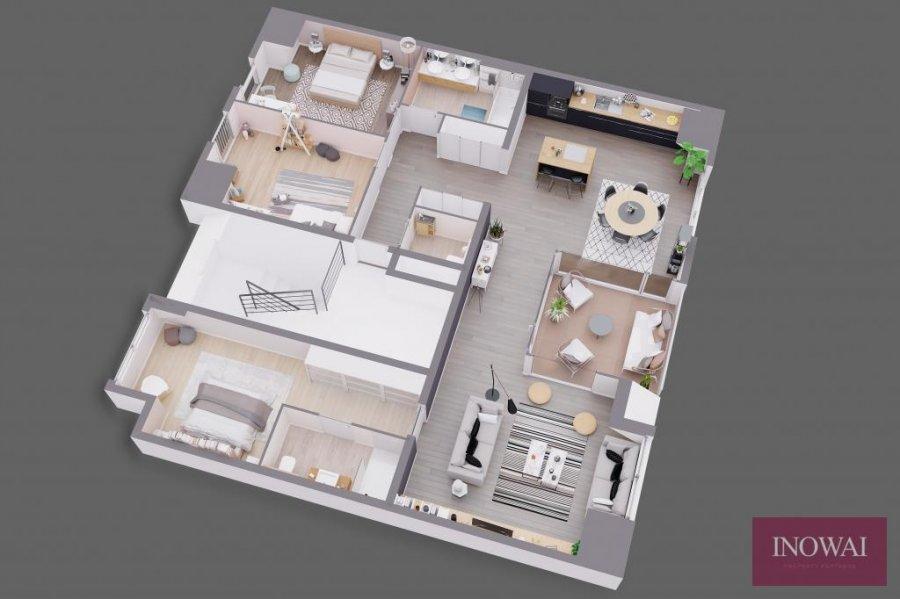 acheter appartement 3 chambres 115.65 m² bofferdange photo 3