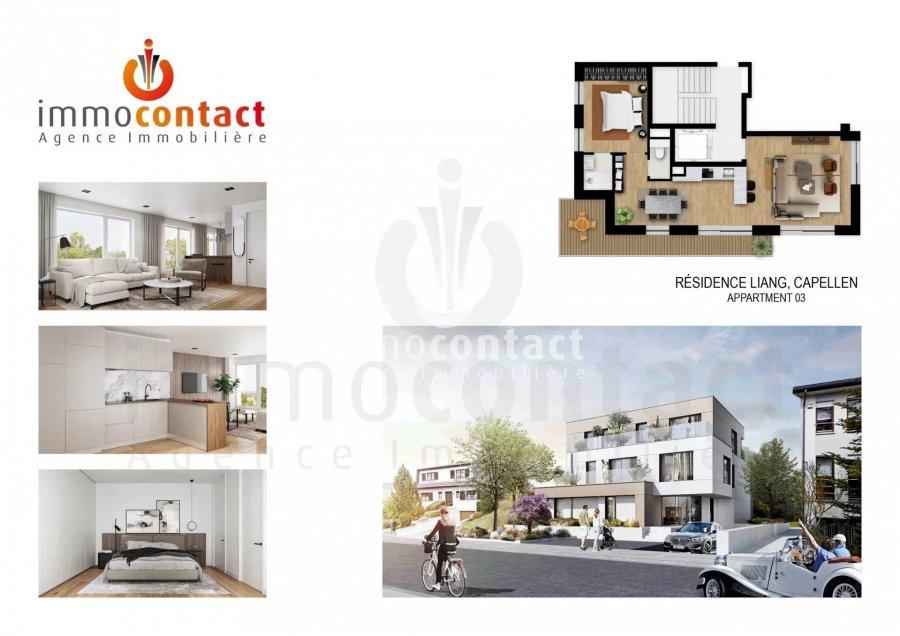 Appartement à vendre 1 chambre à Capellen