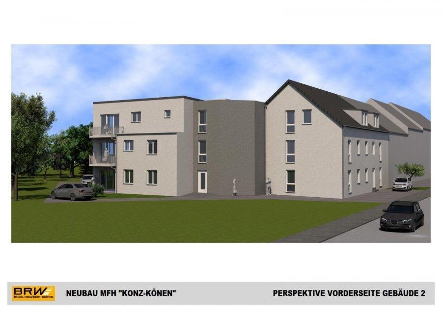 penthouse-wohnung kaufen 0 zimmer 119.19 m² konz foto 2