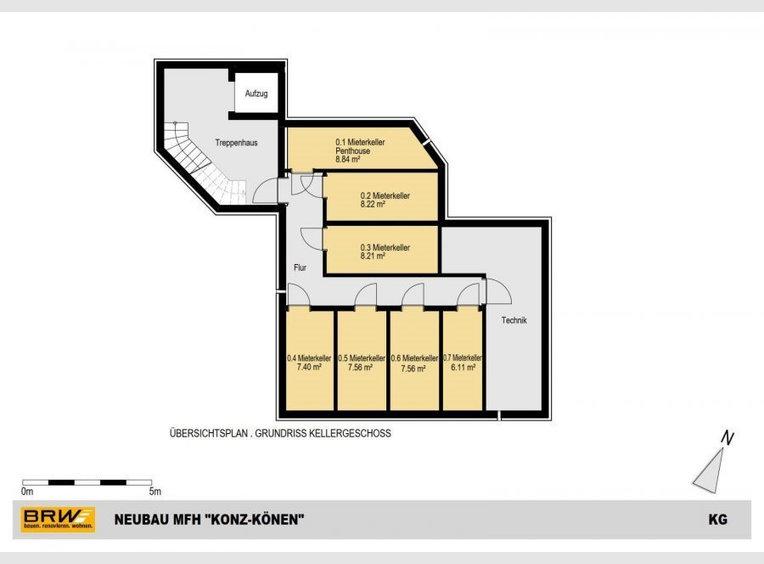 Penthouse for sale 2 bedrooms in Konz (DE) - Ref. 6916345