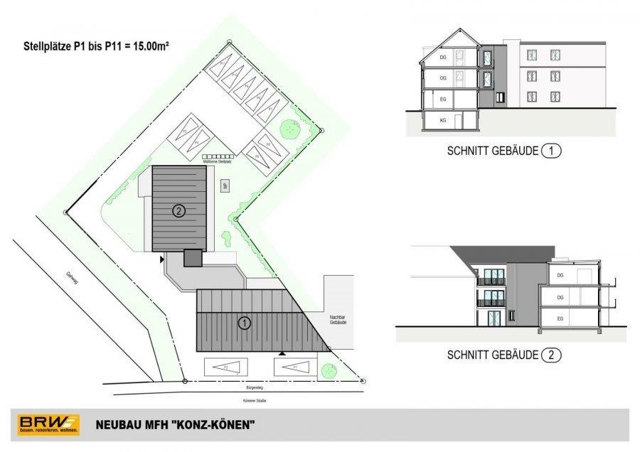 acheter penthouse 0 pièce 119.19 m² konz photo 2