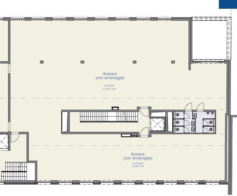 acheter bureau 0 chambre 487 m² luxembourg photo 4