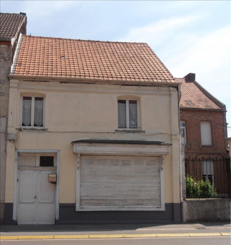 Maison en vente r ches 215 m 146 000 immoregion for Garage mignon flines lez raches