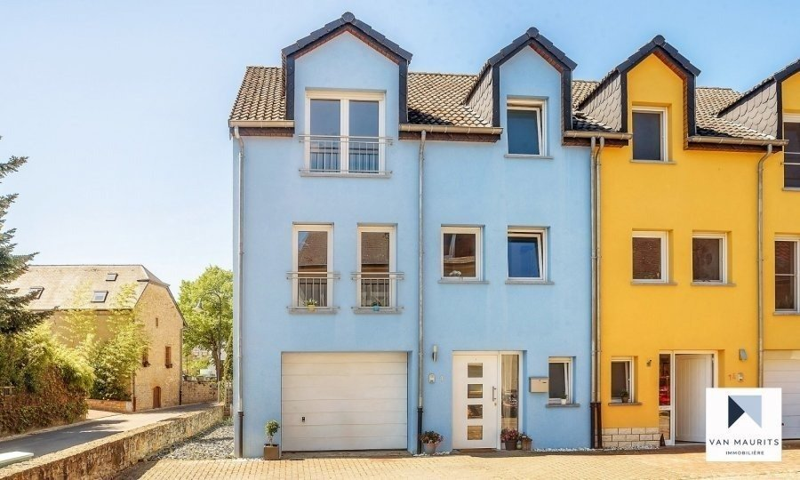 Maison jumelée à vendre 5 chambres à Biwer