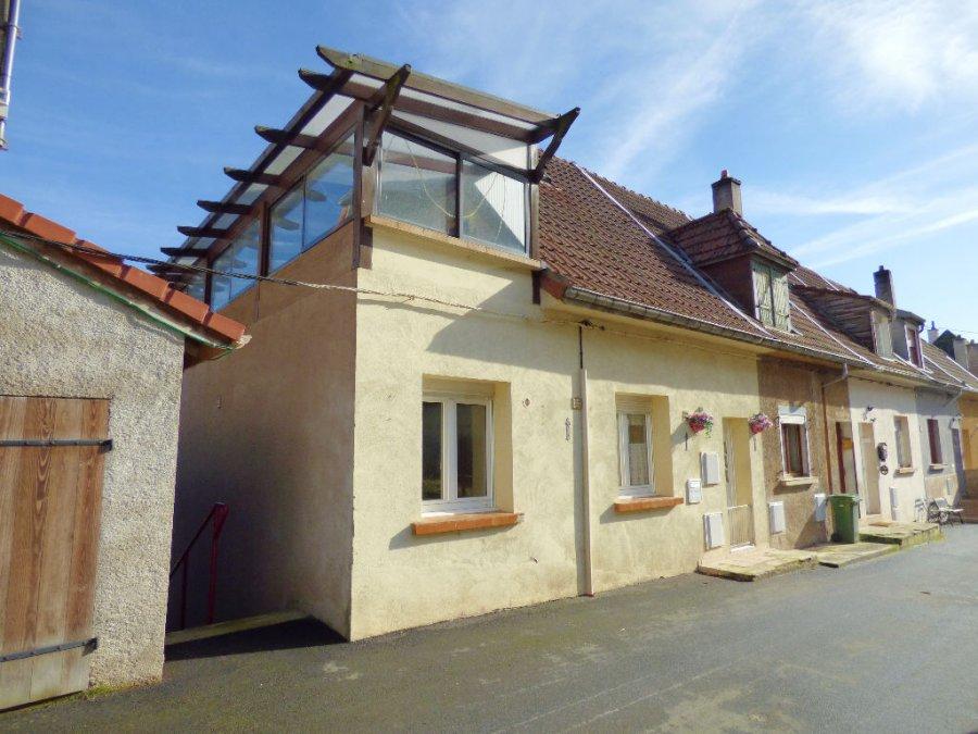 Maison individuelle en vente algrange 80 m 123 000 for Vente maison individuelle 06