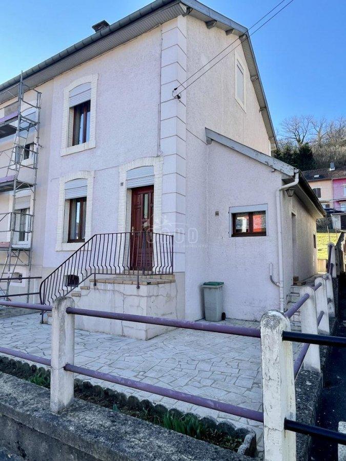 doppelhaushälfte kaufen 0 zimmer 90 m² longlaville foto 2