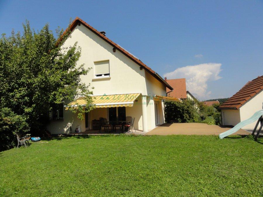 Maison à vendre F6 à Hagenthal le haut