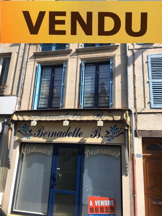 Immeuble de rapport à vendre F7 à Ligny-en-Barrois