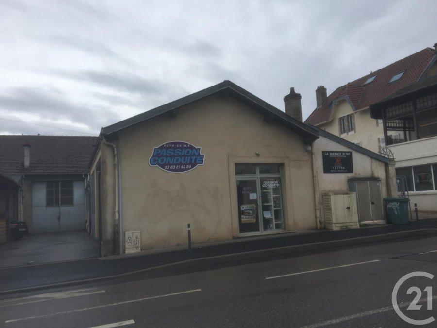 louer local commercial 0 pièce 0 m² essey-lès-nancy photo 1