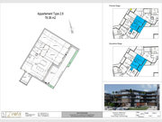 Wohnung zum Kauf 2 Zimmer in Walferdange - Ref. 6471690