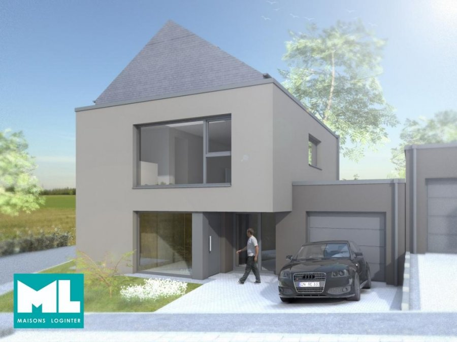 Lovely Ids_global_subimmotype_semi Detached House For Buy 3 Bedrooms 174 M² Bissen  Photo 1