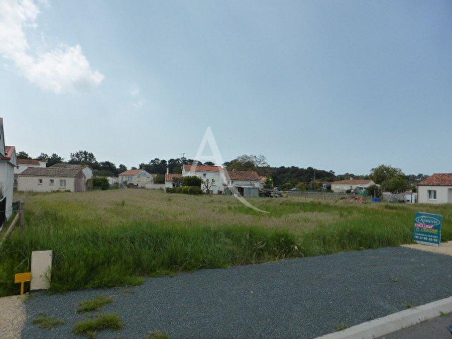 acheter terrain constructible 0 pièce 347 m² longeville-sur-mer photo 1