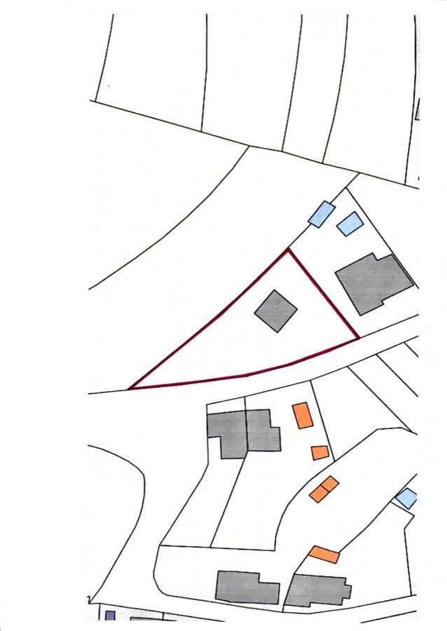 Terrain constructible à vendre à Moesdorf