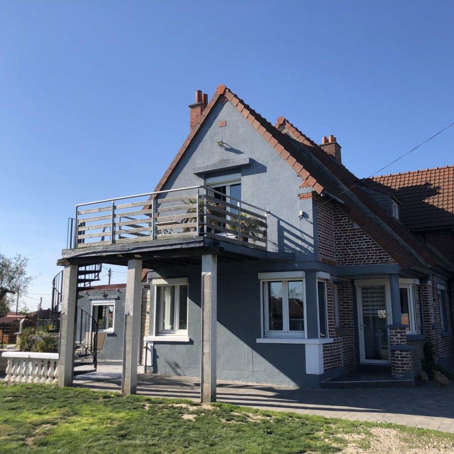 Maison à vendre F5 à Lallaing