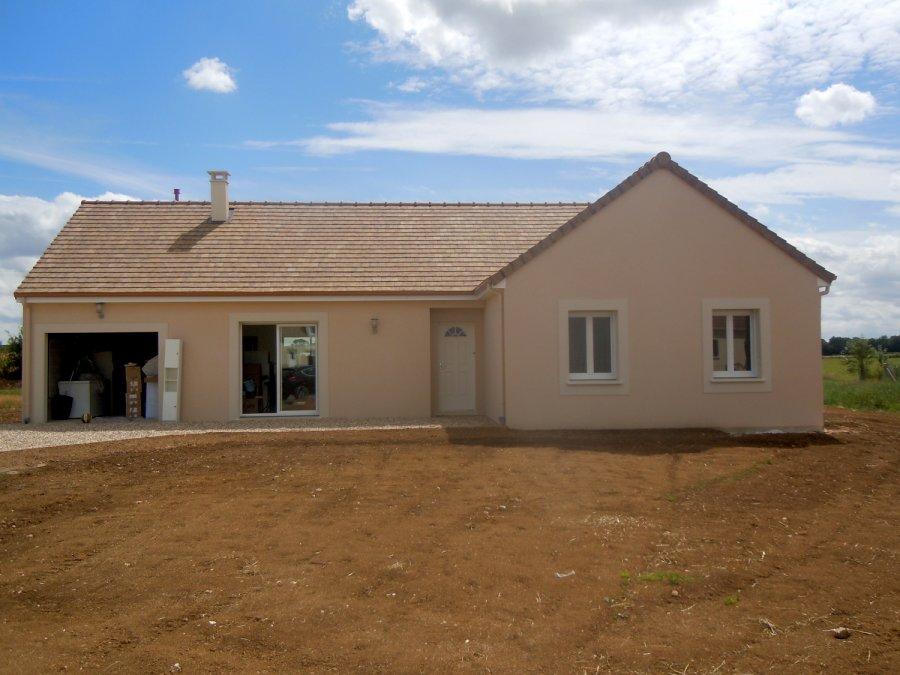 Maison individuelle en vente duneau 111 m 156 648 for Maison individuelle a acheter