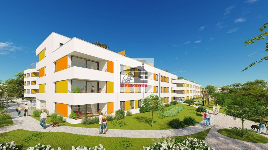 apartment for buy 3 bedrooms 125.75 m² wasserbillig photo 1
