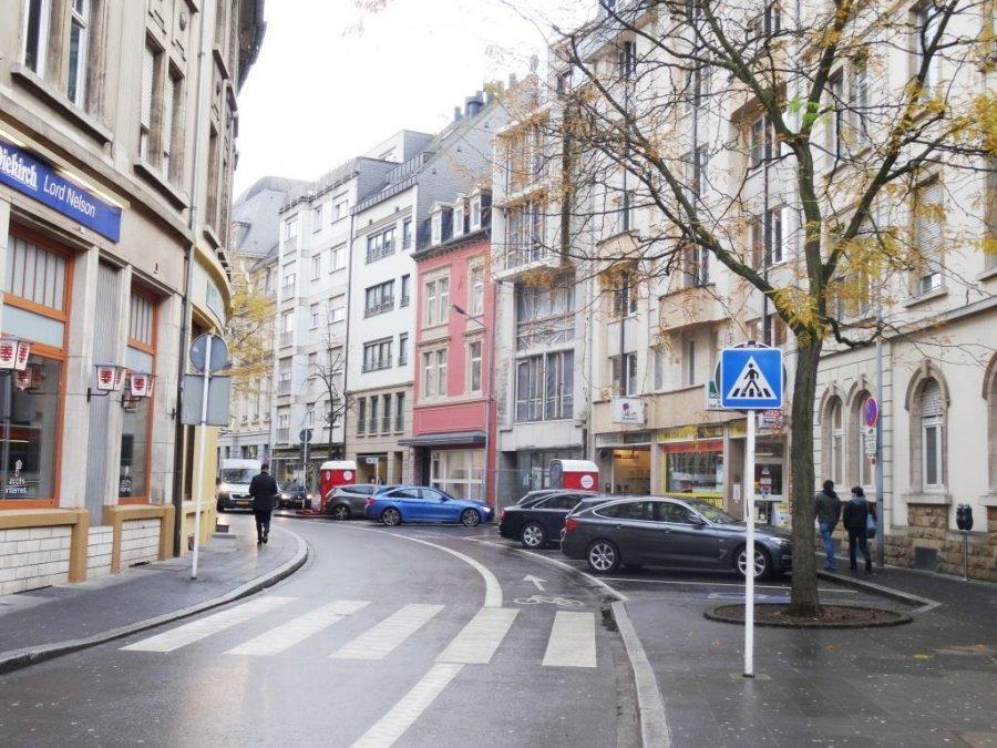 Garage ouvert à louer à Luxembourg-Gare