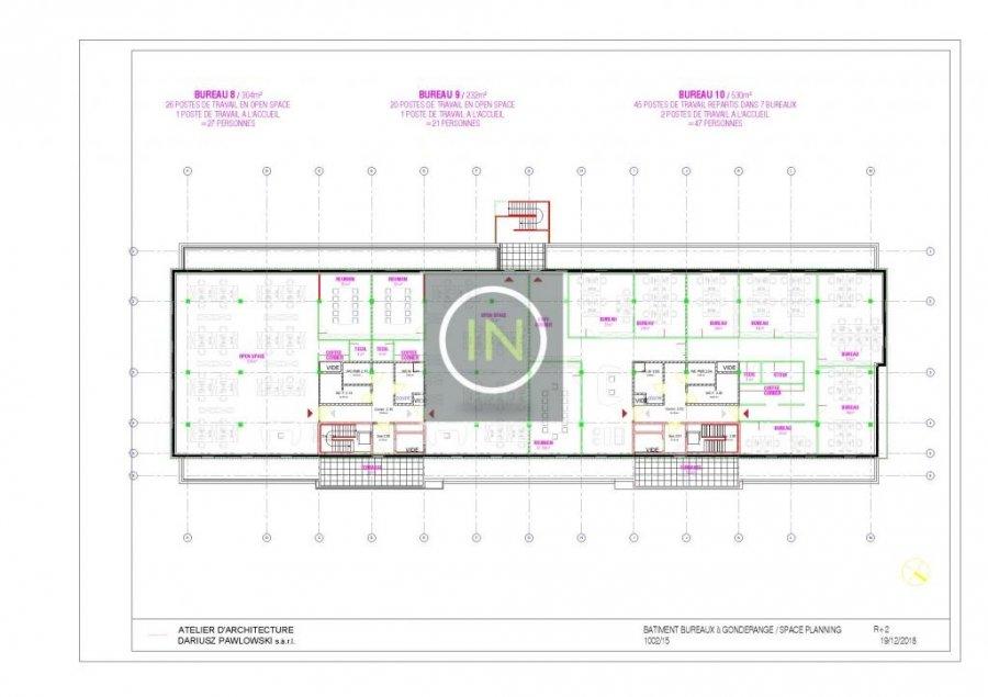 louer bureau 0 chambre 530 m² gonderange photo 7