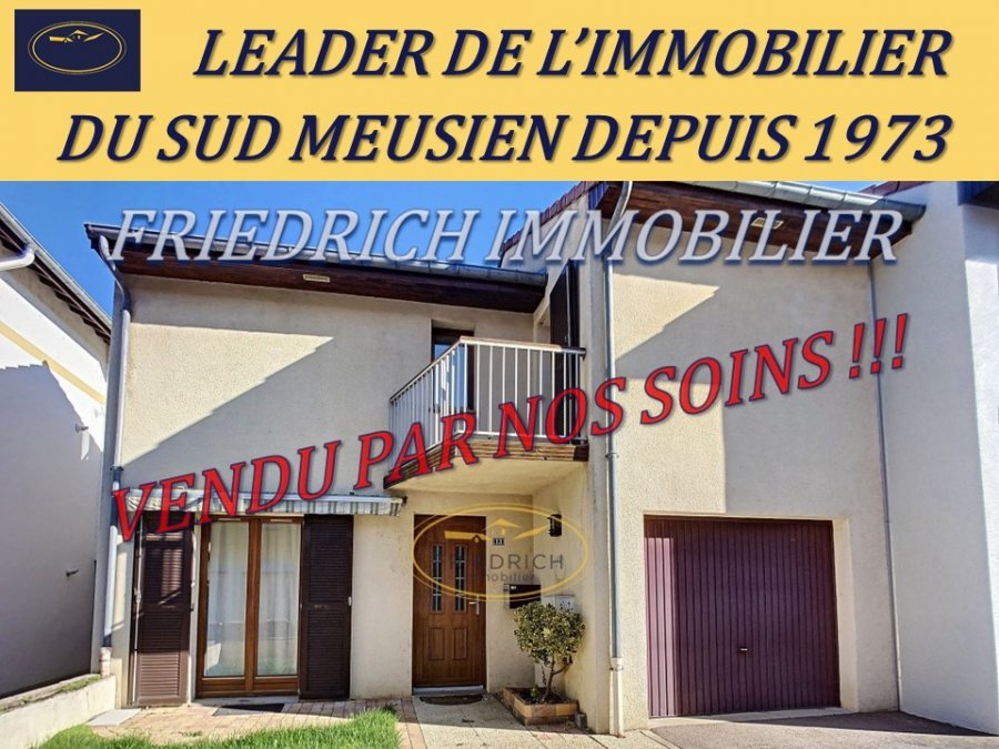 acheter maison 5 pièces 132 m² commercy photo 1