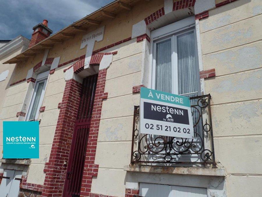 acheter maison 4 pièces 110 m² les sables-d'olonne photo 1