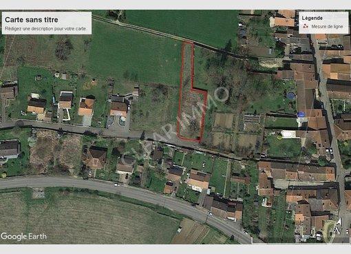 Terrain constructible à vendre à Onville (FR) - Réf. 7156762