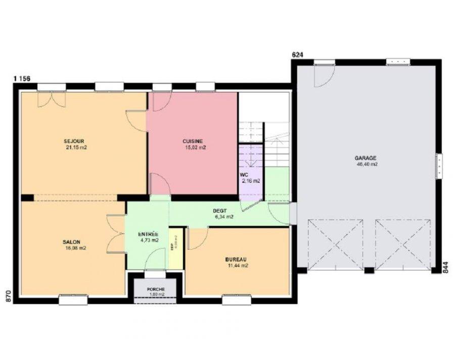 acheter maison 6 pièces 158 m² verny photo 3