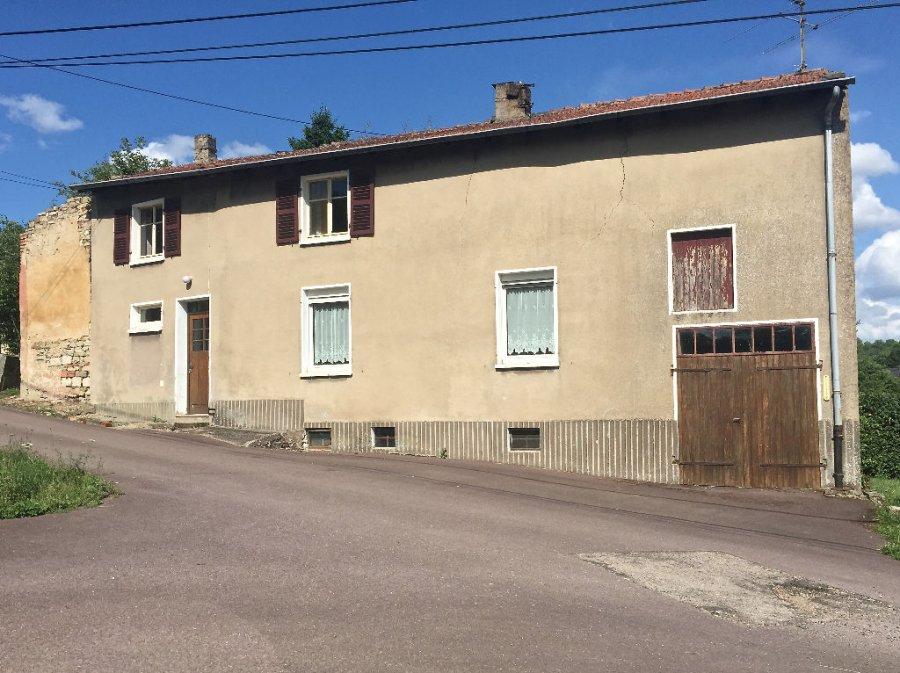 acheter maison 4 pièces 90 m² bouzonville photo 1