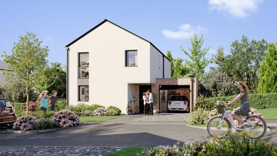 acheter villa 5 pièces 107 m² saulxures-lès-nancy photo 4