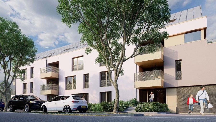 acheter appartement 3 chambres 121.01 m² erpeldange (ettelbruck) photo 2