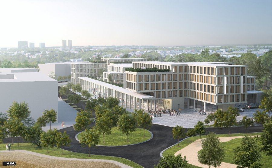 louer bureau 0 chambre 17000 m² luxembourg photo 1