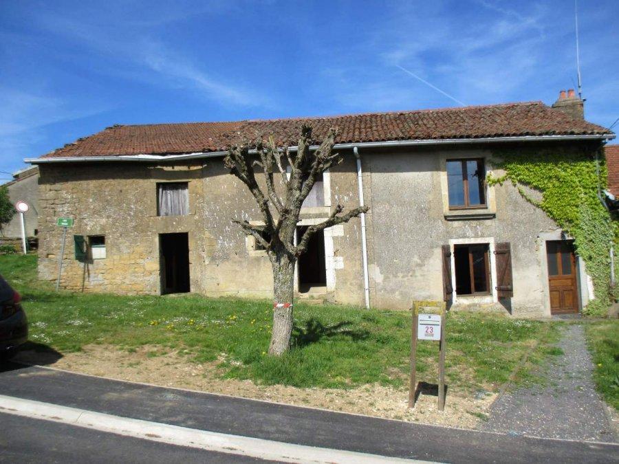 Maison à vendre F5 à Chauvency saint hubert