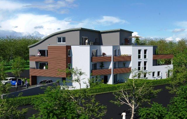 Appartement à vendre F3 à Lotissement la Cheneraie