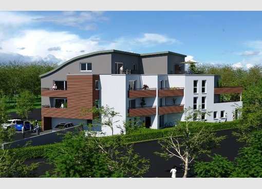 Neuf appartement f3 bousse moselle r f 4250207 for Appartement f3 neuf