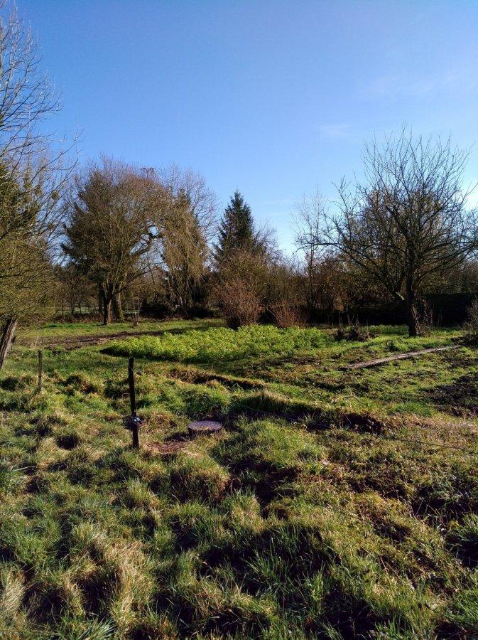 Terrain constructible à vendre à Boulay moselle