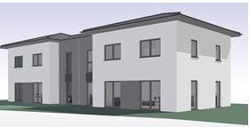 acheter maison jumelée 6 pièces 130 m² merzig photo 1