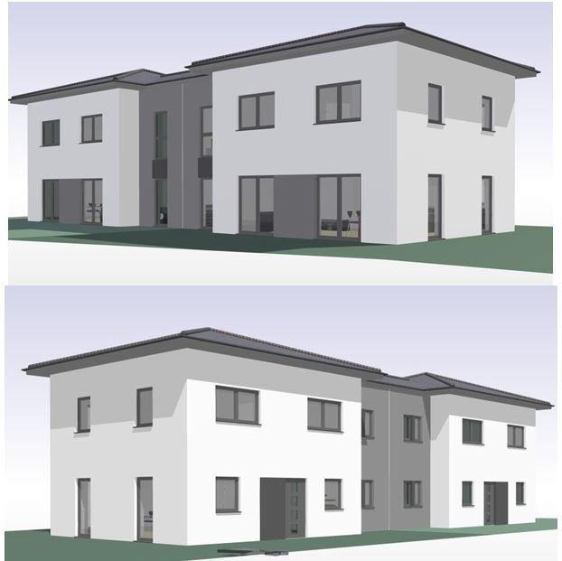 acheter maison jumelée 6 pièces 130 m² merzig photo 2