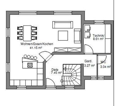 acheter maison jumelée 6 pièces 130 m² merzig photo 3