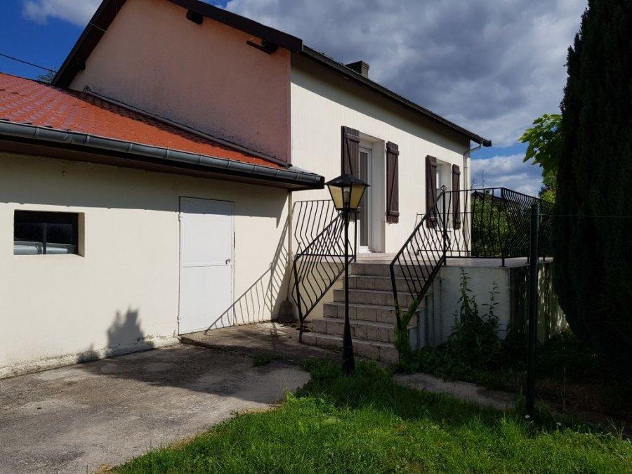 Maison à vendre F5 à Euville