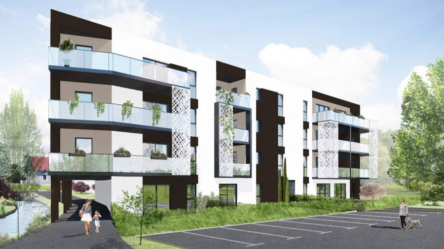 acheter appartement 2 pièces 46.85 m² mont-saint-martin photo 1