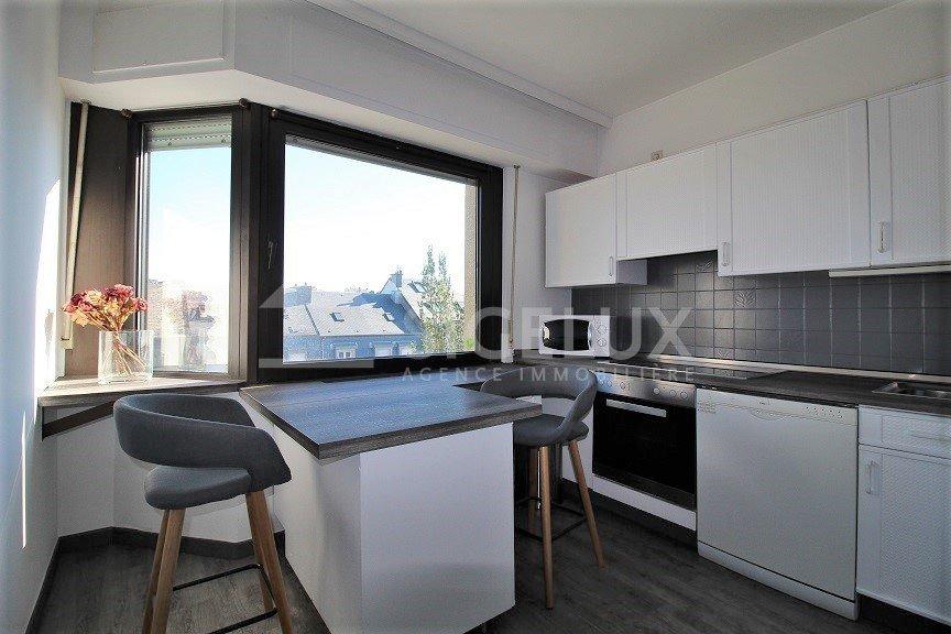 Duplex à louer 2 chambres à Luxembourg-Belair