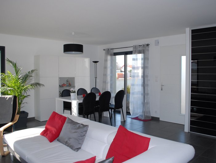 Maison individuelle en vente machecoul 115 m 238 for Maison individuelle a acheter