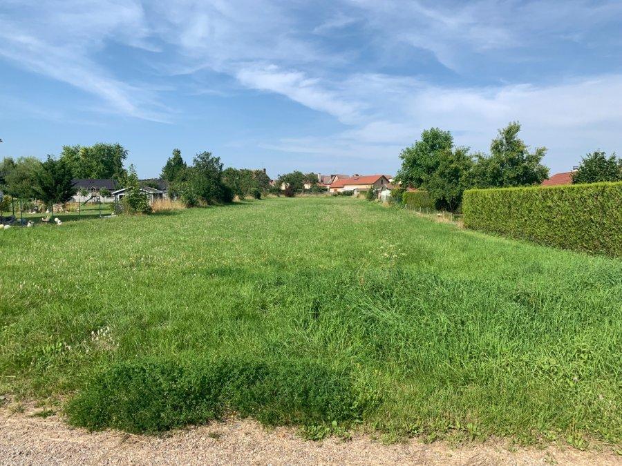 Terrain constructible à vendre à Saint-Jean-lès-Longuyon