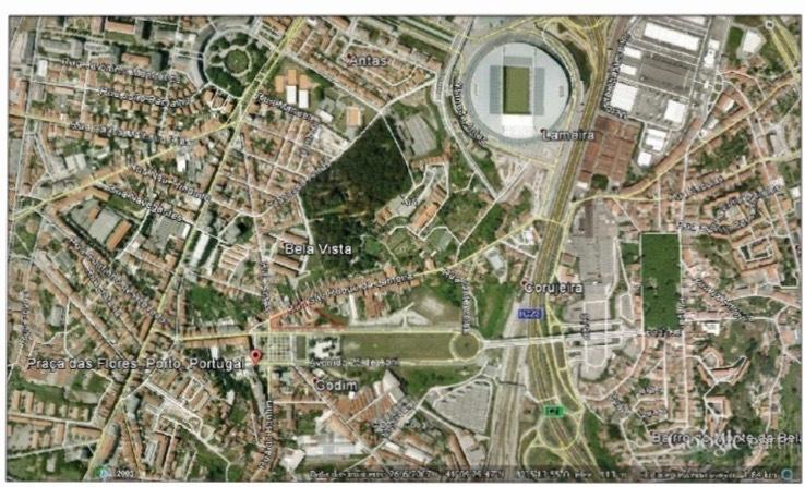 Terrain constructible à vendre à Portugal/Porto